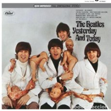 Discos de vinilo: THE BEATLES LP VINILO YESTERDAY AND TODAY. Lote 253927910