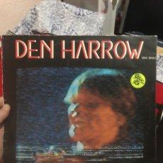 Discos de vinilo: DEN HARROW A TASTE OF LOVE 1983 CBS 1ERA ED M/S. Lote 253936125