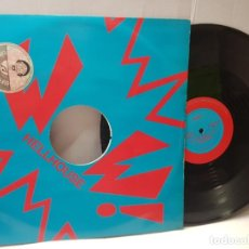 Discos de vinilo: MAXI SINGLE-WOW- HELLHOUSE- EN FUNDA ORIGINAL 1988. Lote 253945420