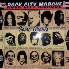 "Discos de vinilo: MINI L.P. 10"" - ROCK CITY MORGUE 'SOME GHOULS' (GARAGE, HARD ROCK. US 2003) - LONESTAR RECS.. Lote 253958885"