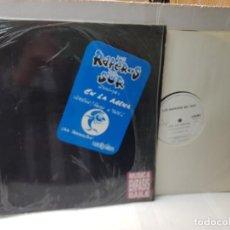 Discos de vinilo: MAXI SINGLE-LOS RAPEROS DEL SUR-EN LA ARENA- EN FUNDA ORIGINAL 1992. Lote 253961740