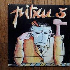 Discos de vinilo: PITXU 5 - MAILUSKAREN + FANDANGOGOR. Lote 253962485