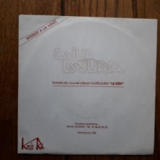 Discos de vinilo: DJURD JURA - CHAH (NA!) + ACHAL IM DI NAN SVER. Lote 253963985