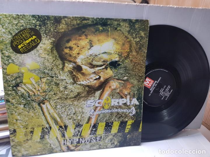 DISCO MAXI SINGLE 33-SCORPIA-HYPNOSE- EN FUNDA ORIGINAL 1994 (Música - Discos de Vinilo - Maxi Singles - Pop - Rock Internacional de los 90 a la actualidad)