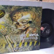 Discos de vinilo: DISCO MAXI SINGLE 33-SCORPIA-HYPNOSE- EN FUNDA ORIGINAL 1994. Lote 253965735
