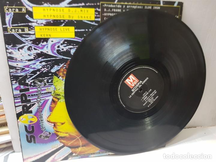 Discos de vinilo: DISCO MAXI SINGLE 33-SCORPIA-HYPNOSE- en funda original 1994 - Foto 3 - 253965735