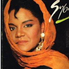 Discos de vinilo: SYBIL - SYBIL - LP 1990. Lote 253967085