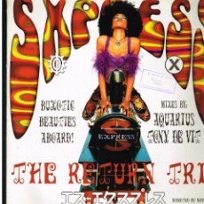 Discos de vinilo: S-XPRESS - THEME FROM S-XPRESS - MAXI SINGLE 1996. Lote 253967895