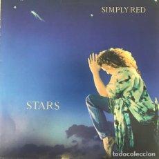 Discos de vinilo: SIMPLY RED – STARS - LP GERMANY 1991. Lote 253971315