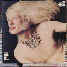 Discos de vinilo: THE EDGAR WINTER GROUP -THEY ONLY COME OUT AT NIGHT . LP VINILO EDICIÓN USA 1973. BUEN ESTADO. Lote 253971325