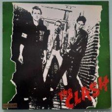 Disques de vinyle: LP THE CLASH 1977. Lote 253971515