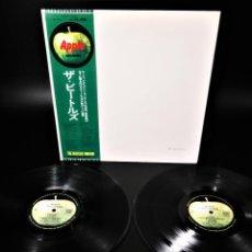 Discos de vinilo: THE BEATLES | ABSOLUTE RARE THE WHITE ALBUM NO.#A208169-AUTHENTIC JAPAN PRESS IN EXCELLENT CONDITION. Lote 253971730