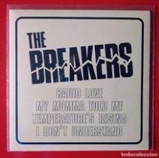 Discos de vinilo: EP THE BREAKERS, RADIO LOVE. Lote 253974930