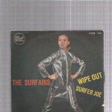 Discos de vinilo: SURFARIS WIPE OUT. Lote 253976160
