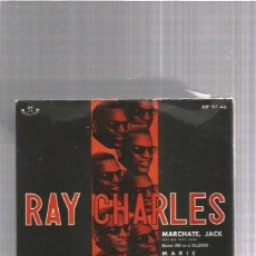 Discos de vinilo: RAY CHARLES MARCHATE JACK. Lote 253980590