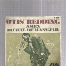 Discos de vinilo: OTIS REDDING AMEN. Lote 253980900