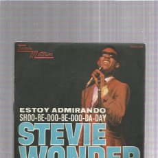 Discos de vinil: STEVIE WONDER ESTOY ADMIRANDO. Lote 253981245