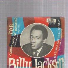 Discos de vinilo: BILLY JACKSON T.C.B.. Lote 253981570