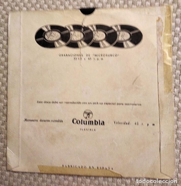 Discos de vinilo: Lote de 2 discos: Hacia la Ermita, Coro Rociero Hermandad del Rocío de Camas, y Jotas Aragonesas - Foto 5 - 253982390