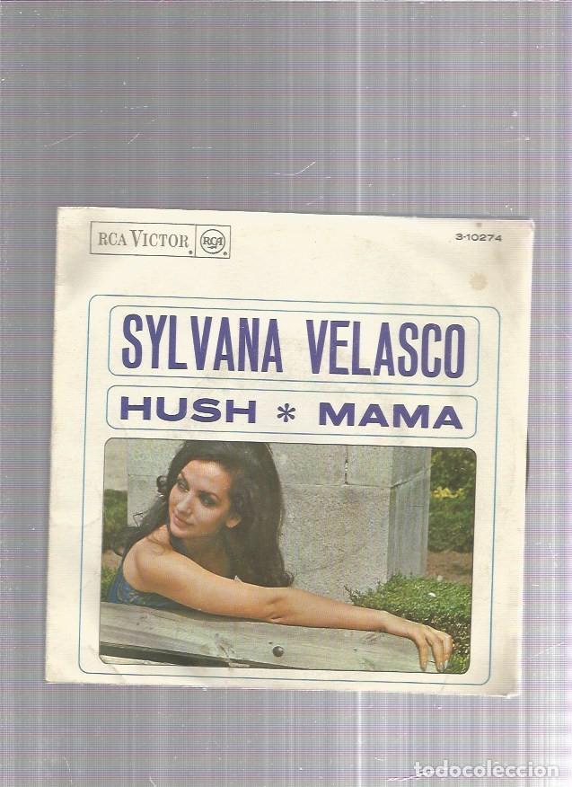 SYLVANA VELASCO (Música - Discos - Singles Vinilo - Canción Francesa e Italiana)