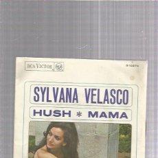 Discos de vinilo: SYLVANA VELASCO. Lote 253983170