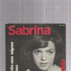 Discos de vinilo: SABRINA REPONDEZ. Lote 253986725