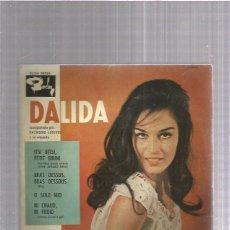 Discos de vinilo: DALIDA BITSI PETIT. Lote 253987460