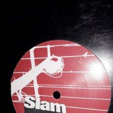 "Discos de vinilo: MAXI SINGLE 12"" - SLAM FEATURING DOT ALLISON ""VISIONS (VITALIC/TWO LONE SWORDMEN REMIXES - 2002). Lote 253991360"