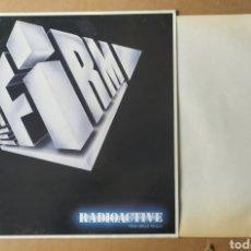 """Discos de vinilo: * MAXI-SINGLE. RADIOACTIVE DE SU ÁLBUM """" THE FIRM"""". GRABACIÓN ORIGINAL ALANTIC RECORDS VINILO L. Lote 253996155"""