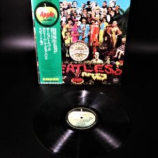Discos de vinilo: THE BEATLES – SGT. PEPPER'S LONELY HEARTS CLUB BAND - A MUST HAVE IN ABSOLUTE PERFECT CONDITION. Lote 253999925