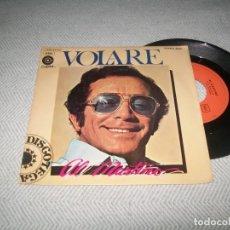 Discos de vinilo: AL MARTINO - VOLARE + MARY GO LIGHTLY ..SINGLE 1976 - SPECIAL DISCOTECA. Lote 254003215
