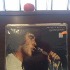 """Discos de vinilo: JOAN MANUEL SERRAT. """"....PARA PIEL DE MANZANA"""". Lote 254005130"""