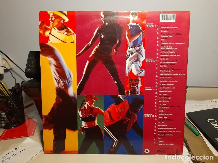 Discos de vinilo: DOBLE LP DANCE ENERGY ( Acid Jazz, Soul, Hip-Hop, Downtempo, Funk) SNAP + ADAMSKI + DREAM WARRIORS - Foto 5 - 254013235