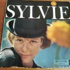 Discos de vinilo: SYLVIE VARTAN - SYLVIE *** LP ORIGINAL FRANCÉS 1962. Lote 254039895