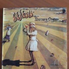 Disques de vinyle: GENESIS NURSERY CRYME - LP DE 1977. Lote 254041655