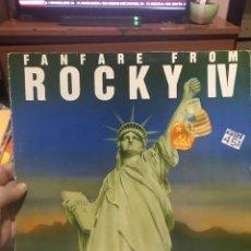 Discos de vinilo: ROCKY 4 BSO . TENGO TODOS LOS DE ROCKY. Lote 254043185