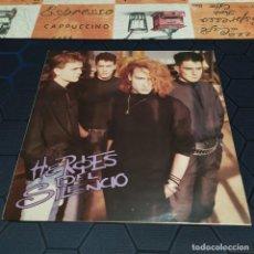 Discos de vinilo: HÉROES DEL SILENCIO - HÉROE DE LEYENDA - MINI LP - EDICIÓN ORIGINAL DE 1987.. Lote 254051570