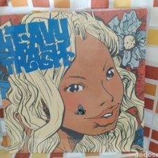 Discos de vinilo: HEAVY TRASH . LP VINILO NUEVO PRECINTADO. ROCKABILLY - BLUES. Lote 254053695