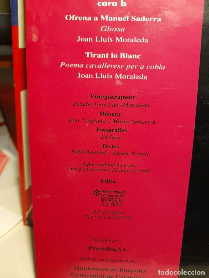 Discos de vinilo: DOBLE LP MUSICA CATALANA CONTEMPORANIA (MUSICA DE CONCERT INTERPRETADA PER LA COBLA MONTGRINS ) - Foto 4 - 254056695