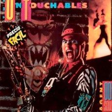 Discos de vinilo: THE UNTOUCHABLES (7) – AGENT 00 SOUL. Lote 254066090