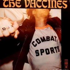 Discos de vinilo: THE VACCINES – COMBAT SPORTS. Lote 254066900