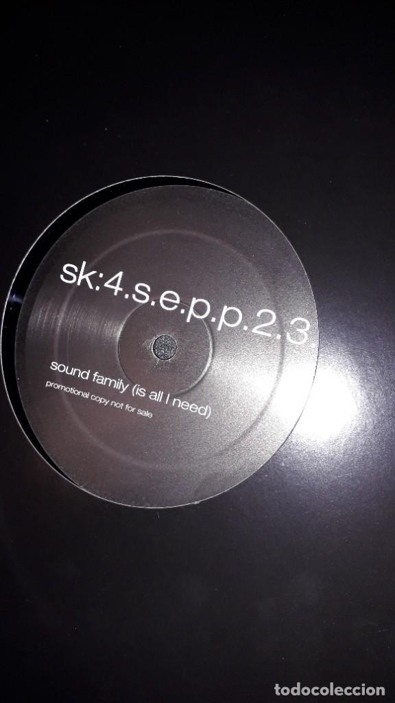 "Discos de vinilo: DOBLE E.P. 12"" - SANDER KLEINENBERG 4 sessions e.p. 2 of 3 - Promo (2000) - Foto 3 - 254067240"