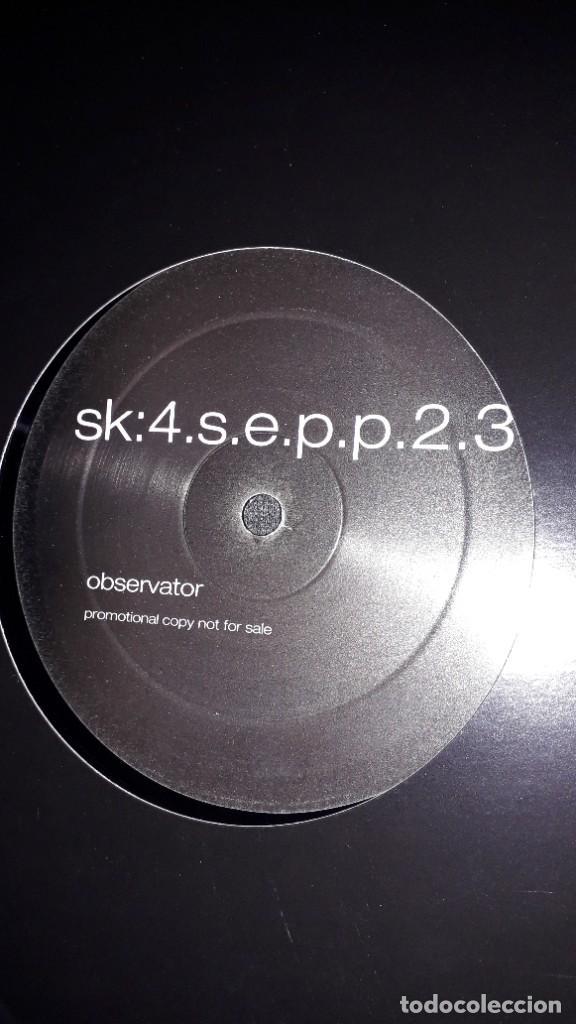 "Discos de vinilo: DOBLE E.P. 12"" - SANDER KLEINENBERG 4 sessions e.p. 2 of 3 - Promo (2000) - Foto 4 - 254067240"