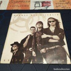 Discos de vinilo: HÉROES DEL SILENCIO - ENTRE DOS TIERRAS - MAXI - 1990.. Lote 254067770
