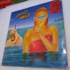 Disques de vinyle: POLO MIX . DOBLE LP. Lote 254068995
