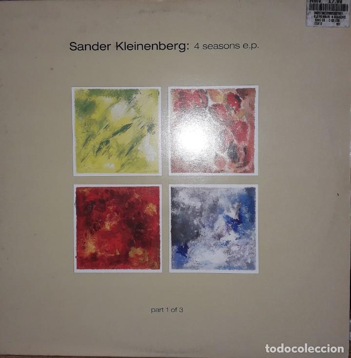 "DOBLE E.P. 12"" - SANDER KLEINENBERG '4 SEASONS EP' PART 1 OF 3 (FEAT. ON SASHA'S IBIZA G.U. 2000) (Música - Discos de Vinilo - EPs - Techno, Trance y House)"