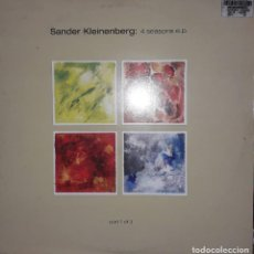 "Discos de vinilo: DOBLE E.P. 12"" - SANDER KLEINENBERG '4 SEASONS EP' PART 1 OF 3 (FEAT. ON SASHA'S IBIZA G.U. 2000). Lote 254074735"