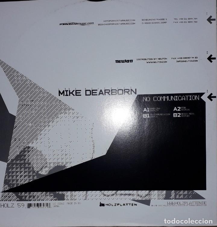"""Discos de vinilo: E.P. 12"""" - MIKE DEARBORN """"No Communication"""" (2002) - Foto 2 - 254082190"""
