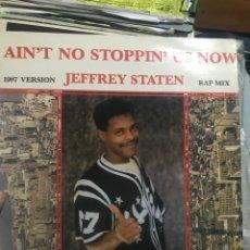 Discos de vinilo: JEFFREY STATEN . HIP HOP . EDICION ALEMANA .. Lote 254093020
