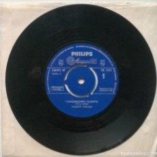 Discos de vinilo: MARTY WILDE. TOMORROW'S CLOWN/ THE HELLIONS. PHILIPS, UK 1961 SINGLE. Lote 254095530